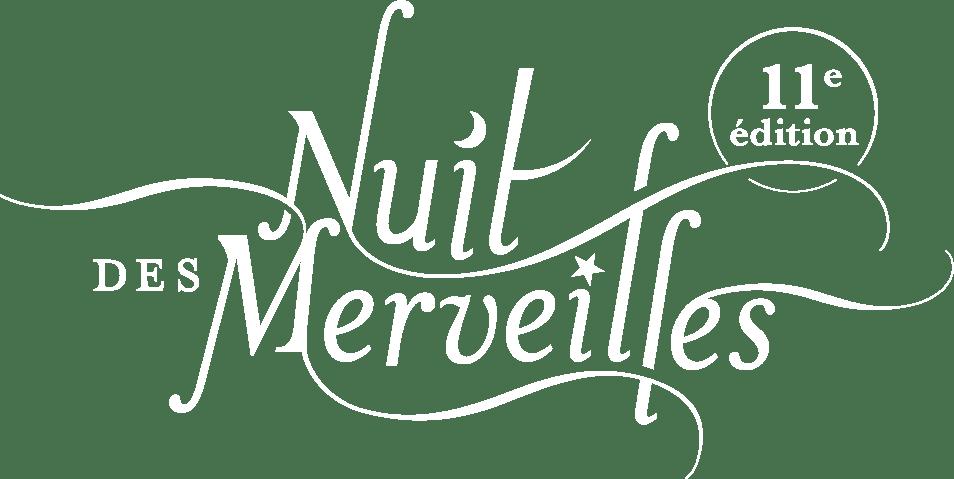 Nuits des Merveilles 2021 Logo